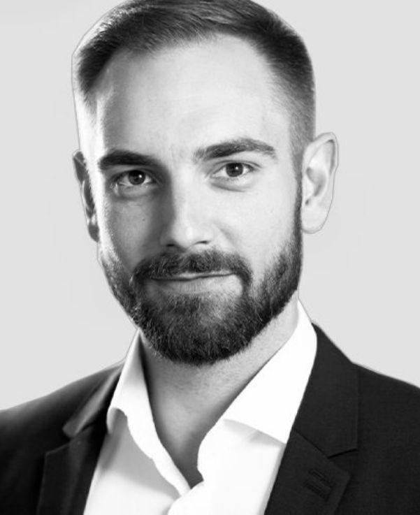 Marius Wolf   Leiter Marketing, Sales & Service